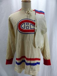 factory price dd006 72dbf CS41535764 :: 1950'S MONTREAL CANADIENS D. MOORE GAME WORN ...